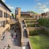 CENTURIES BRIDGED—PEMBROKE INAUGURATES THE NEW BUILDING/QUAD