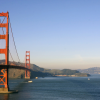 Pembroke Fellows Hannah Smithson and Mark Fricker in San Francisco (July 27, 2015)