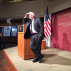 Walter Isaacson '74 Wins Goldsmith Career Award for Excellence in Journalism
