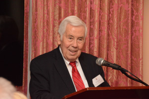 Dick Lugar recounts his time at Pembroke