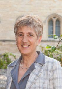 Dame Lynne Brindley Master, Pembroke College Oxford