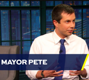 Pembroke's Own -- Mayor Pete Buttigieg